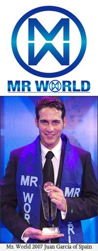 Mr. World Contest to Start Next Week